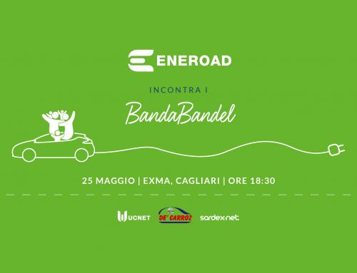 Il 25 maggio Eneroad incontra i BandaBandel!