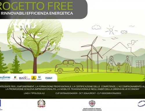 F.R.E.E.: 5 nuovi percorsi formativi gratuiti in Sardegna