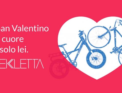 A San Valentino scegli Ekletta!
