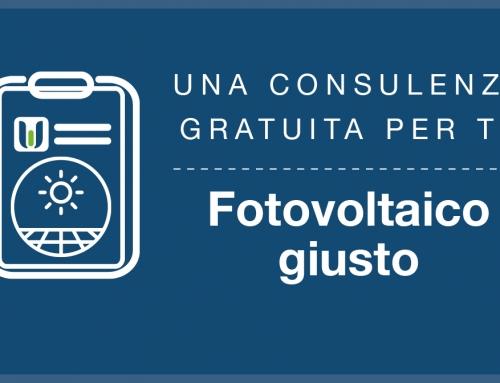 Nasce Fotovoltaico Giusto!