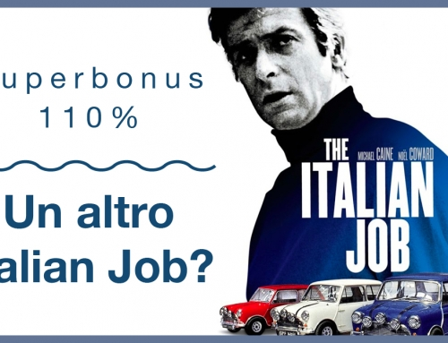 """Decreto Rilancio e Superbonus al 110%, un altro """"Italian Job""""?"""